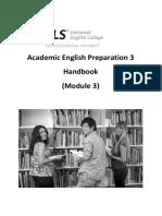 aep3 module 3 handbook