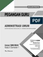 PG Administrasi Umum Xa (Perangkat)