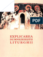 Stefanos Anagnostopoulos Explicarea Dumnezeiestii Liturghii
