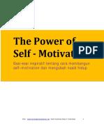 The Power of Self Motivation.pdf