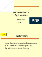 Adv Java Apps