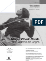 Mary Varale, dalle Dolomiti alla Grigna