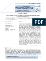 PHYTOCHEMICAL ANALYSIS, ANALGESIC, ANTI-INFLAMMATORY AND ANTI BACTERIAL ACTIVITIES OF BERBERIS LYCIUM.