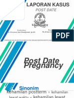 PPT Post Date