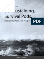 Survival Pod Design - Design Ideation