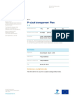 Pegaso-D1.1A Project Management Plan UAB-100131 L