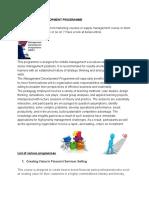 Short Marketing Course - Management Development Programme