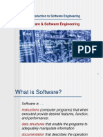 Module 1 - Introduction to Software Engineering