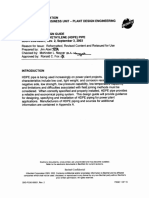 HDPE procedure