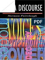 Norman Fairclough:Media Discourse
