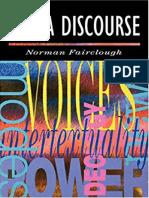 Norman Fairclough:Media Discourse