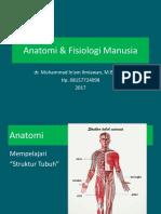 Anatomi & Fisiologi Manusia-I-Pengantar