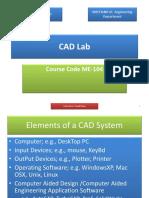 CAD Lab3