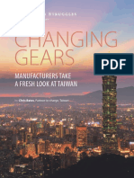 Changing Gears Manufacturers Take a Fresh Look at Taiwan