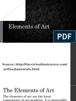 2. Elements and Principles of Art