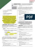 Ley 30841 Mod Criterios de Priorización Pago Sentencias Judiciales