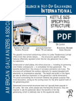 Kettle Size Specifying Structure