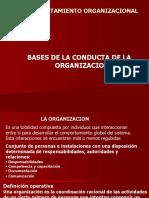 Bases Conducta Organizacion-empresa