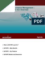 SAP_BPC_101 v3