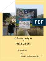 A Family Trip to Neela Sandh