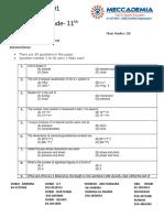 1 Units and Measurement