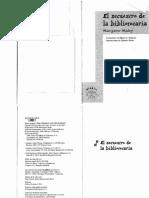 El secuestro de la bibliotecaria - Mahy Margaret.pdf