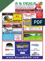 Steals & Deals Southeastern Edition 8-23-18