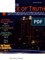 The Voice of Truth International, Volume 39