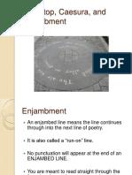 AP_Enjambment End-Stop and_Caesura.pdf