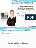 Transformation-Confidence for Great Success