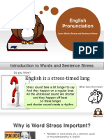 English Word Stress