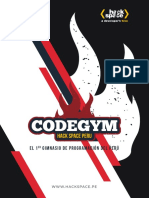 CodeGym Sillabus