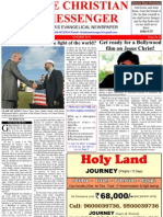 The Christian Messenger, epaper edition, Oct 2010 issue