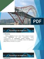 APRESENTAÇÃO_Resistência dos Materiais II.pptx