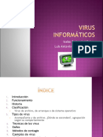 Virus in Format i Cos