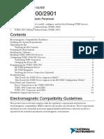 USRP-2900_2901 Getting Started Guide - National Instruments