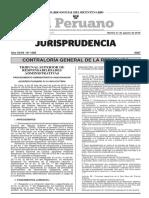 Tribunal Superior Responsabilidades Administrativas Acuerdos Plenarios