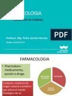 TEMAS DE FARMACOLOGIA PARA ODONTOLOGIA