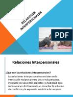 Relaciones I (3)
