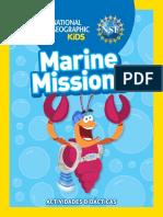 Aquarium Marine Missions Kit Es