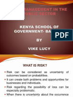 Risk Management (6)