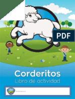 Cuaderno Corderitos