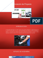 Formulación de Proyectos You Car
