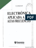 Electrónica Aplicada a Las Altas Frecuencias - Dieuleveult
