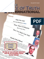 The Voice of Truth International, Volume 58