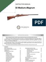 Cz 550 Magnum Manual