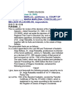 Succession Cases1
