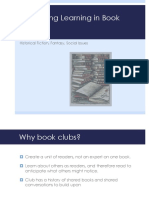 supporting book clubs