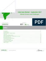 REI Expo - India Solar Market Update - Whitepaper by Mercom India