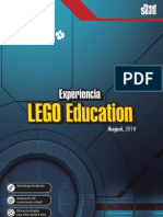 Portafolio Experiencia LEGO Education en Playa Hawai 2018